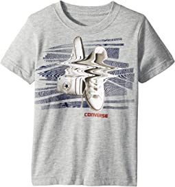 Converse Kids - Shifted Chucks Tee (Toddler/Little Kids)
