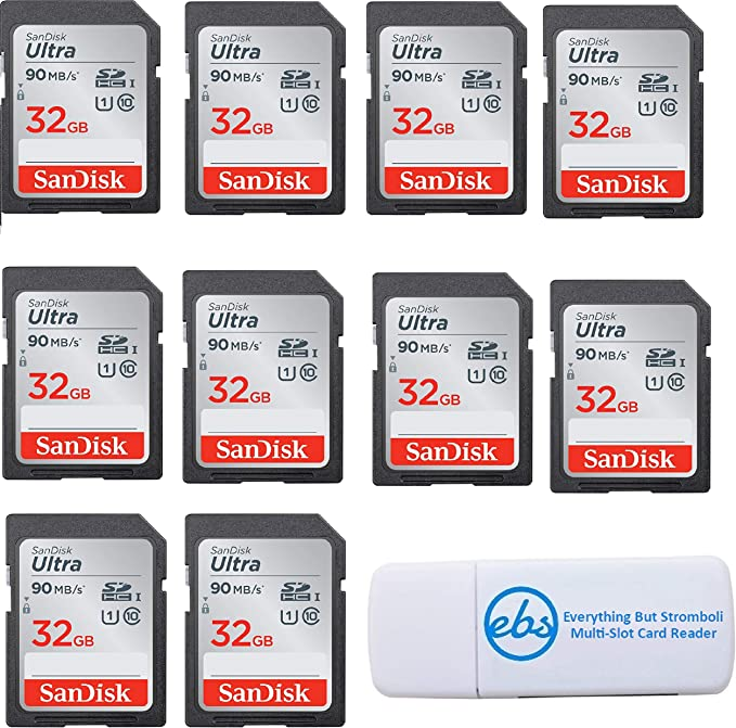 Sandisk Sdsdunc 064g Gn6in Ultra Memory Card 64 Gb Sdxc Elektronik