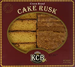 KCB - Crown Cake Rusk, 25 Ounce