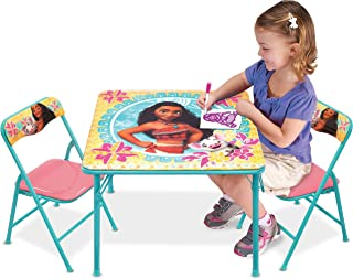 Best moana table and chair set Reviews