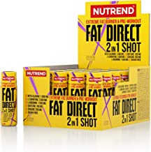 Nutrend Fat Direct 2in1 Shot 20 x 60 ml Estimated Price : £ 43,60