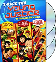young justice complete series dvd