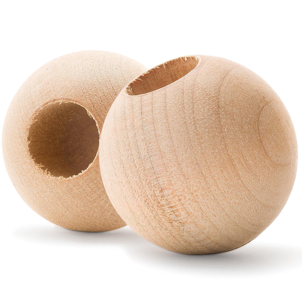 Wood Dowel Caps 1-1/4