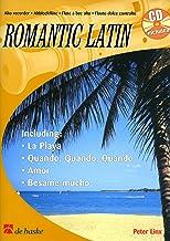 Romantic Latin. Alto Recorder