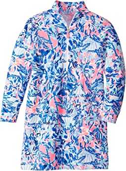 Lilly Pulitzer Kids - Mini Skipper Dress (Toddler/Little Kids/Big Kids)