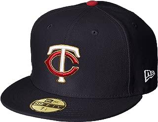 [ニューエラ] ベースボールキャップ MLB ACPERF ミネソタ・ツインズ 17J [ユニセックス] 11449361 チームカラー Free