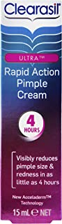 Clearasil Ultra Rapid Treatment Reduce Pimples Cream, 15g