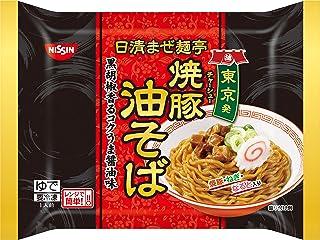 [冷凍] 日清食品 日清まぜ麺亭 焼豚油そば 263g