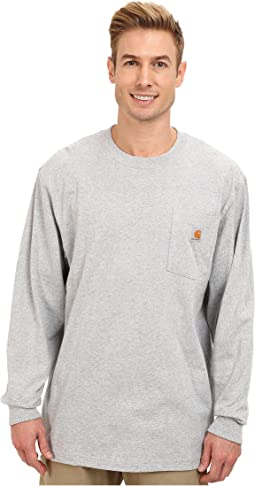 Workwear Pocket L/S Tee