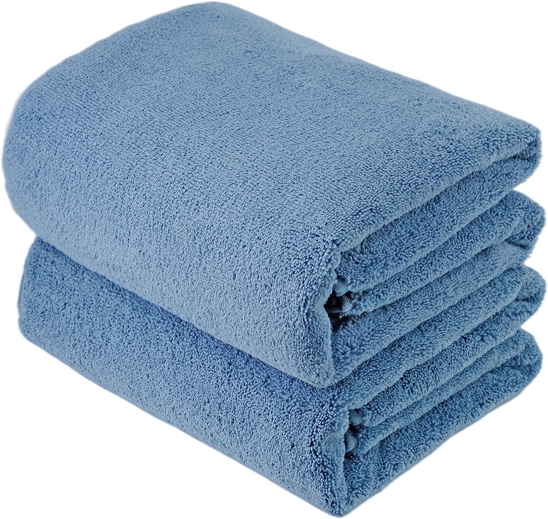 ProHomTex Microfiber Bath Towels Set of 30