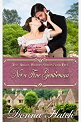 Not a Fine Gentleman (Rogue Hearts Series Book 5) Kindle Edition