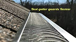 White Residential 5 Gutter Guards FlexxPoint 30 Year Gutter Cover System 22ft