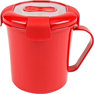 Good 2 Heat Soup Mug 683ml, Red, 14 x 10 x 12 cm