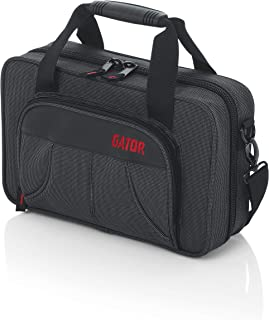 Gator Cases Lightweight Polyfoam Oboe Case with Removable Strap and Rubber Interlocking Handle; (GL-OBOE-A)