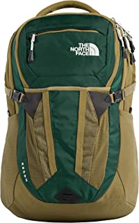 The North Face Recon Backpack, Night Green/British Khaki