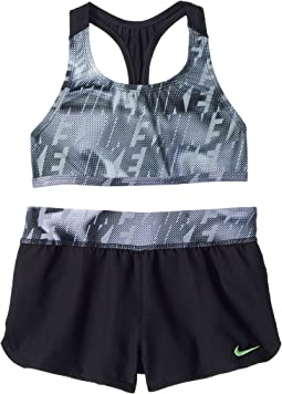 Nike Kids Amp Axis Racerback Sport Top Short Set (Big Kids)
