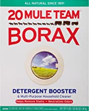 product image for 20 Mule Team Borax Laundry Booster, 65 Ounce, Pack of 6