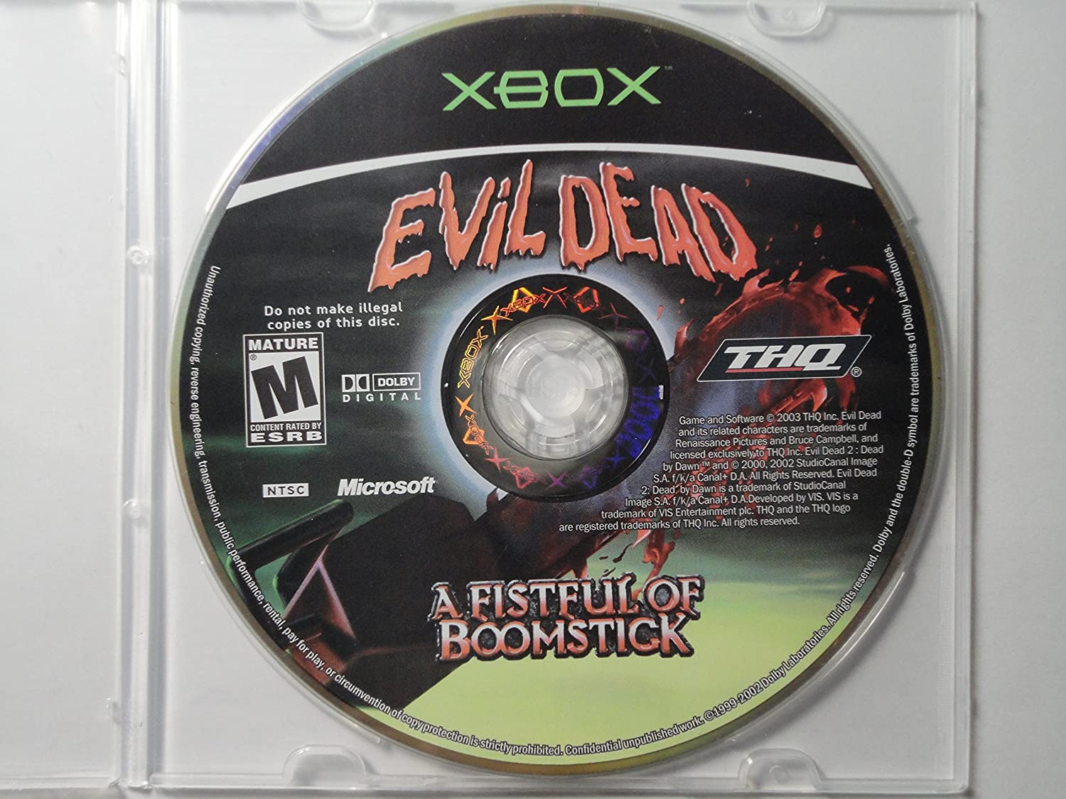 Evil Dead: A Boomstick Fistful Classic New Orleans Mall of