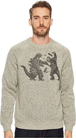 Lucky Brand - Shearless Fleece Sweatshirt