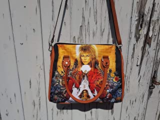 Labyrinth Bag - David Bowie Movie Goblin King Handbag Bowling