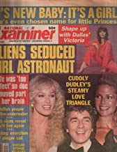 National Examiner 1983 Jul 19 V.Principal,D. Moore,Susan Anton,Christie Brinkley