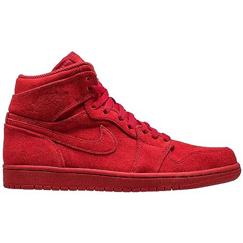 85d7e927ae0 Nike Men s Air Jordan 1 Mid Sneakers Black White