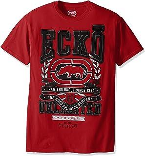 تي شيرت رجالي بأكمام قصيرة Ecko UNLTD