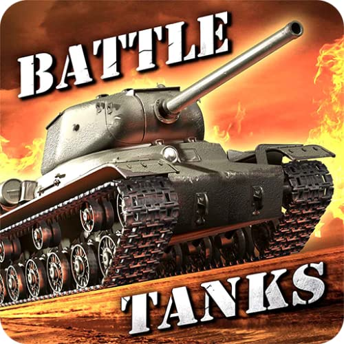 Battle Tanks: 3D Panzer Spiele
