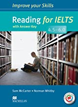 Improve Your Skills: Reading for IELTS 4.5-6.0 Student's Book with key & MPO Pack