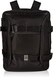 [クローム] MACHETO TRAVEL PACK ALL BLACK PC収納 A4収納 撥水 大容量 42-48L