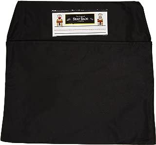 The Original Seat Sack SSK00115BK Chair Bag, Medium, Black