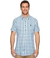 U.S. POLO ASSN. - Short Sleeve Classic Fit Plaid Shirt