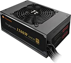 Thermaltake Toughpower 1500W 80 Plus Gold Semi Modular PSU ATX 12V or EPS 12V Ultra Quiet Power Supply PS-TPD-1500MPCGUS-1