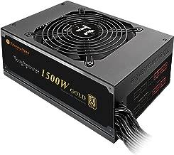 Thermaltake Toughpower 1500W 80+ Gold Semi Modular ATX 12V/EPS 12V Power Supply 5 YR Warranty PS-TPD-1500MPCGUS-1