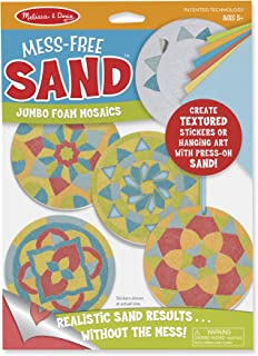 Melissa & Doug Mess-Free Sand Mosaics Jumbo Foam Stickers