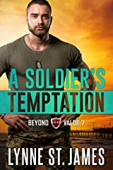 A Soldier's Temptation: An Eagle Security & Protection Agency Novel (Beyond Valor Book 7) (English Edition) Format Kindle
