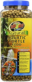 Zoo Med Natural Aquatic Turtle Food, Growth Formula, 13-Ounce - compare prices and buy