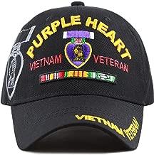 purple heart caps