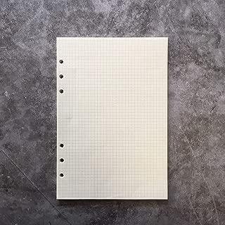 A5 Paper Refill-Grid Graph