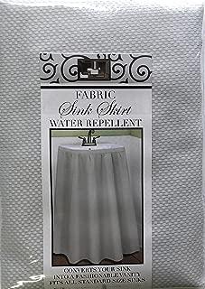 Best grey sink skirt Reviews