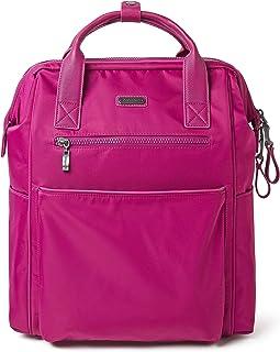 Baggallini Women's Soho Backpack, Wild Plum, One Size