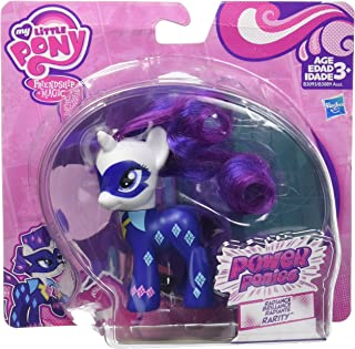 My Little Pony Friendship is Magic Power Ponies Radiance Brillance Radiante Rarity Exclusive Figure