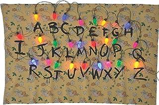 ad4d4e96e5ce Rubie's Costume Co Stranger Things Alphabet Tapestry