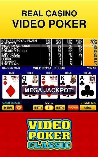 『Video Poker Classic ™』の1枚目の画像