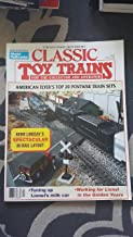 Classic Toy Trains Magazine For the Collector and Operator - April 1990 - Volume 3 - Number 2 - American Flyer's Top 20 Postwar train Sets - Tuning Up Lionel's Milk Car