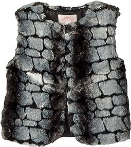 Faux Fur Vest (Toddler/Little Kids/Big Kids)
