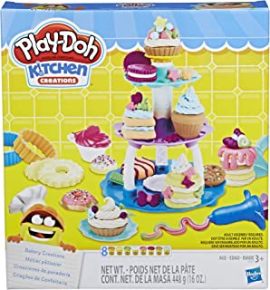 Play-Doh Bakery Creations Dough Art (Amazon Exclusive)