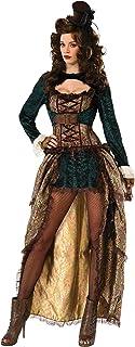 Forum Novelties Women's Madame Steampunk Costume