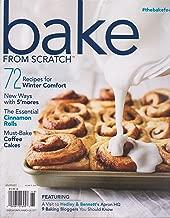 Bake From Scratch Magazine January/February 2017
