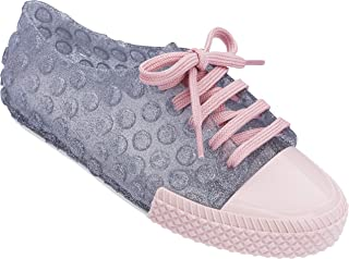 melissa POLIBOLHA Sneaker AD Size 6 Clear Pink